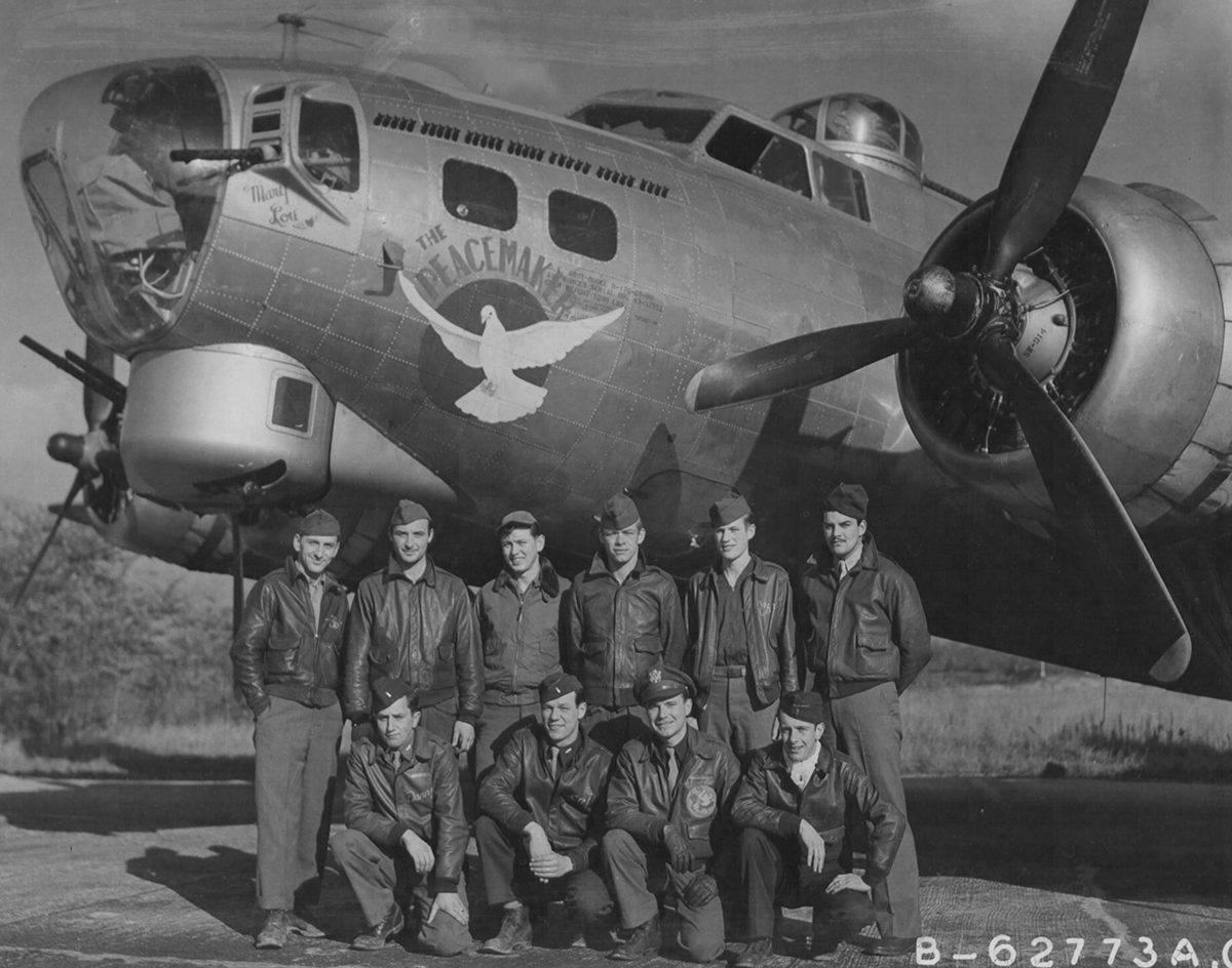 B-17 #43-37552 / The Peacemaker