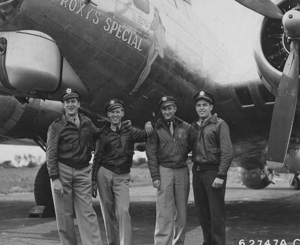 B-17 #43-38348 / Roxy's Special