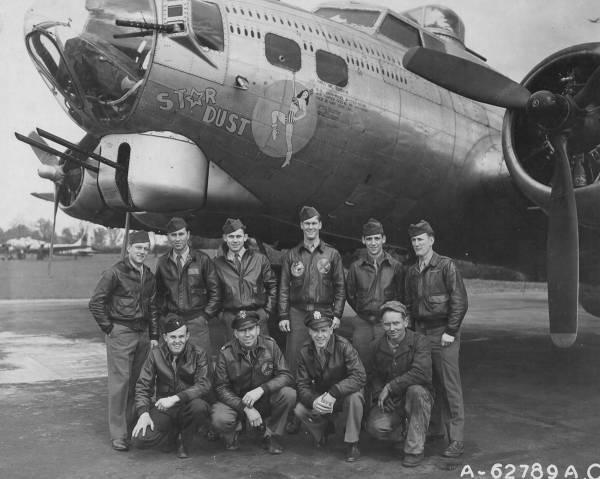 B-17 #43-38901 / Star Dust