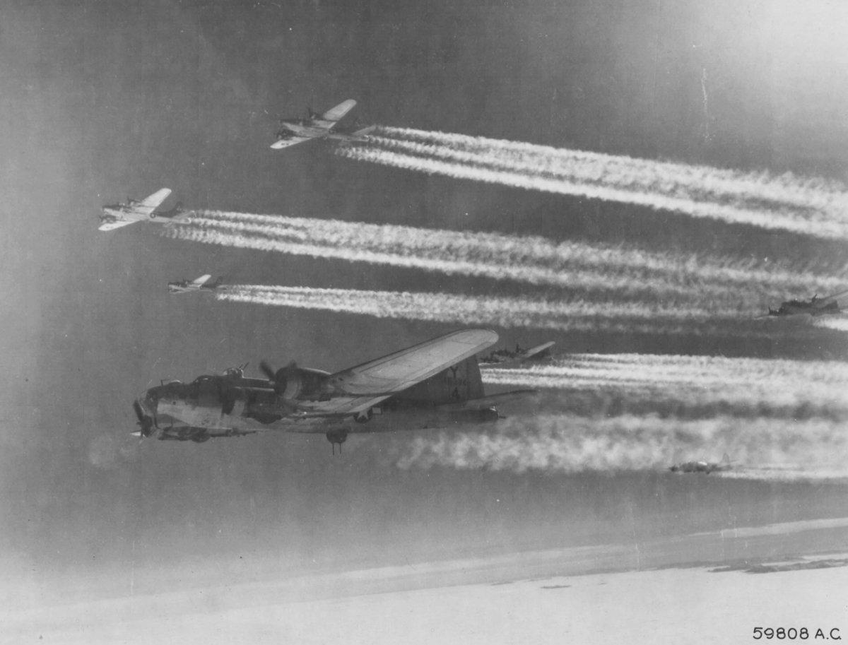B-17 #44-6334