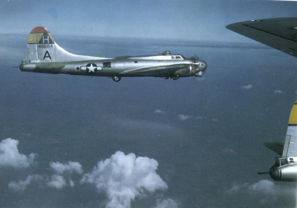 B-17 #44-6604