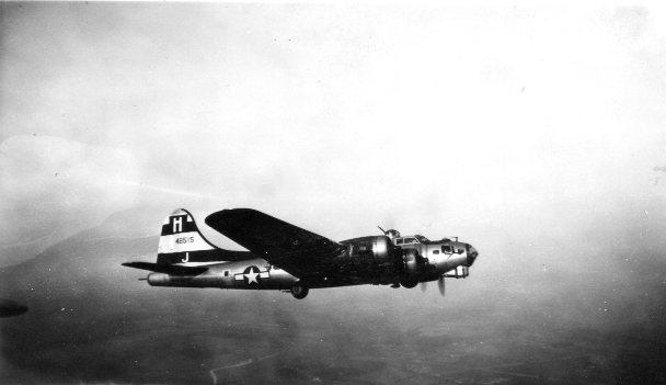 B-17 #44-8515