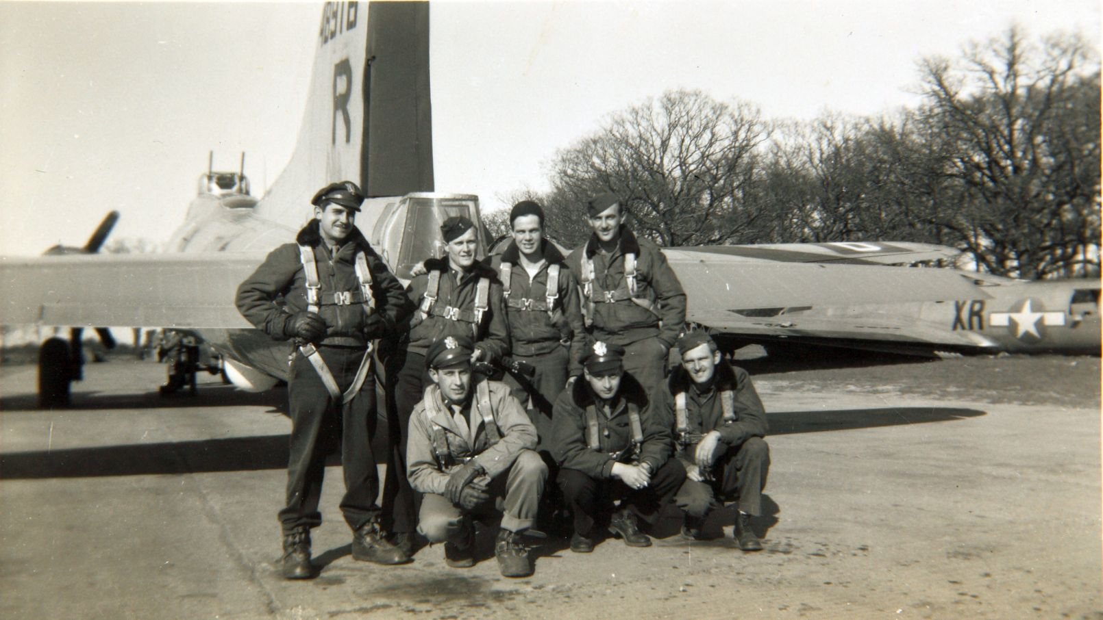 B-17 #44-8916
