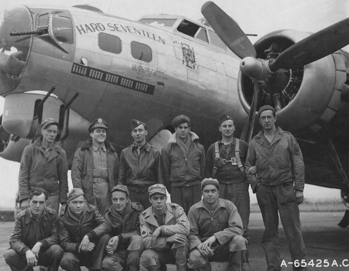 B-17 #42-102659 / Hard Seventeen aka Hard Luck
