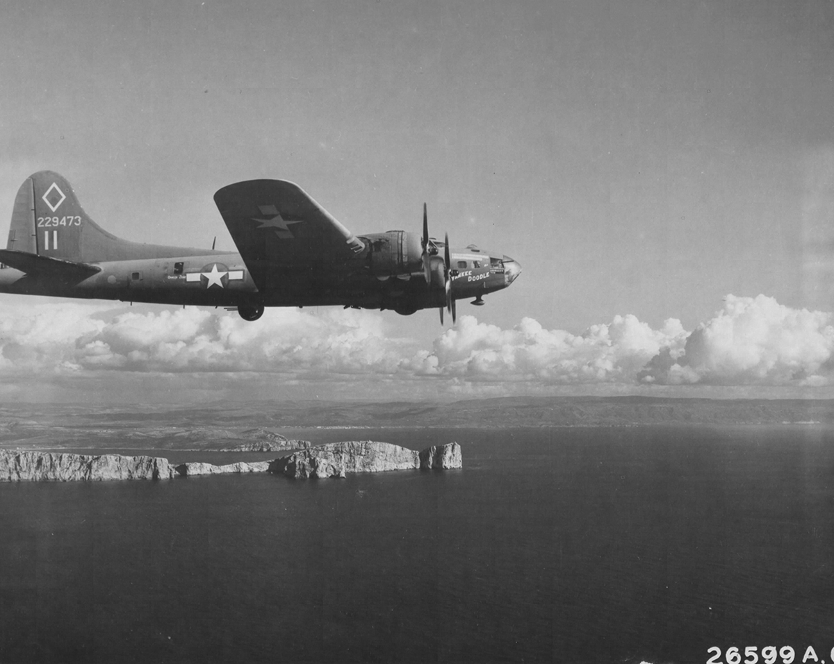 B-17 #42-29473 / Yankee Doodle