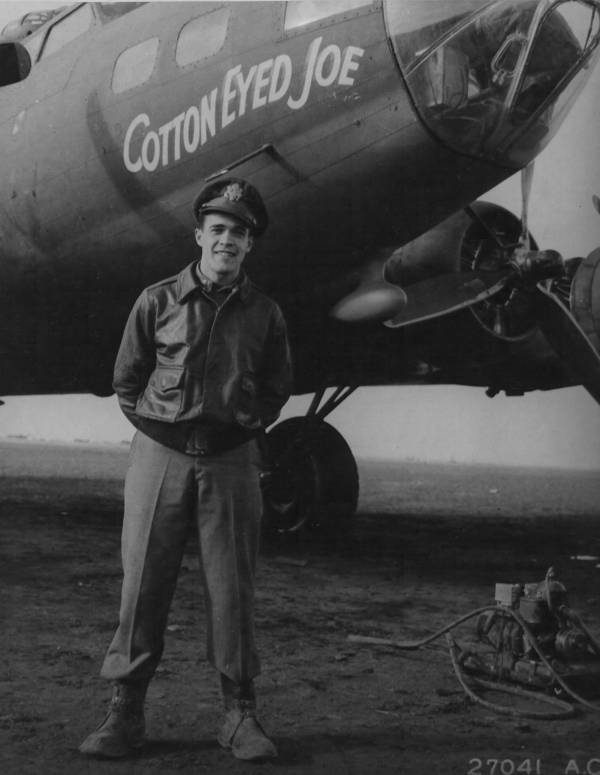 B-17 #42-29480 / Cotton Eyed Joe