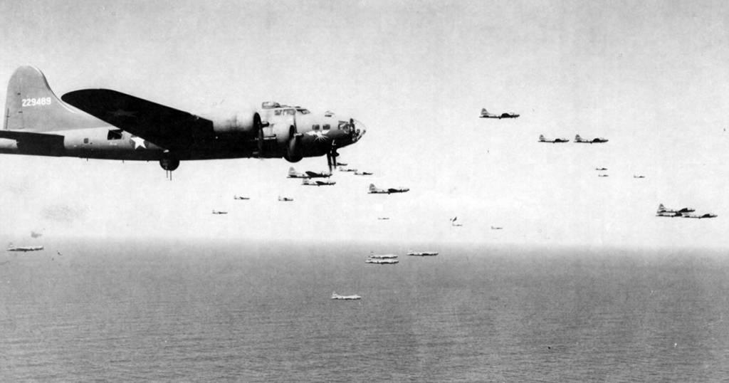 B-17 #42-29489 / Persuader