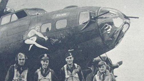 B-17 #42-30250 / Yank