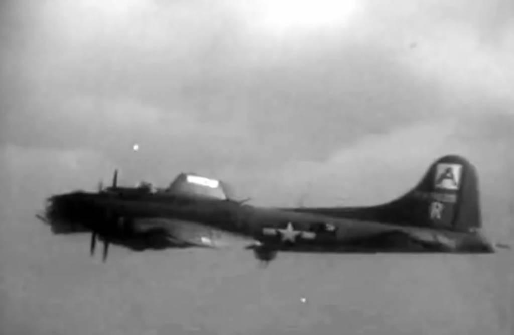 B-17 #42-37820