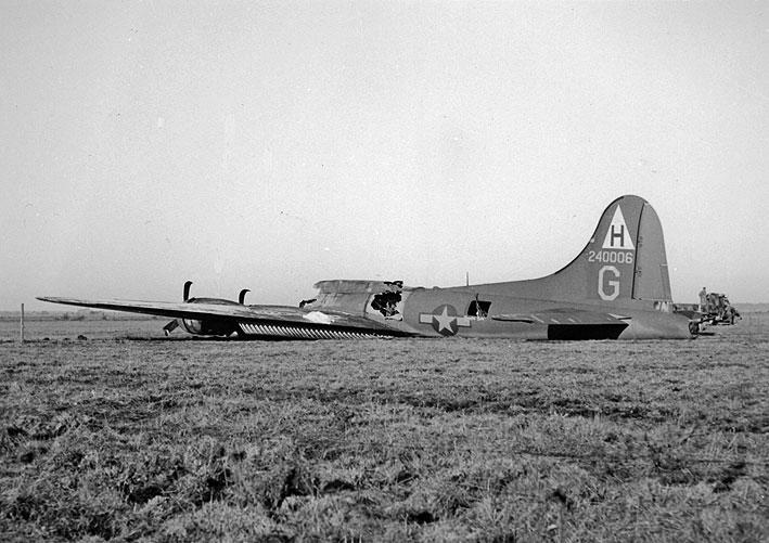 B-17 #42-40006 / Liberty Lady