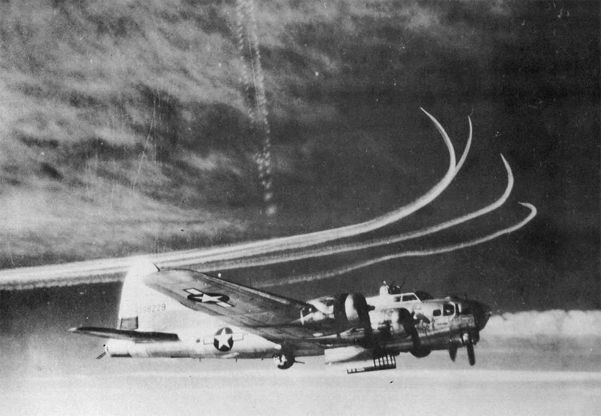 B-17 #43-38229 / Better Duck