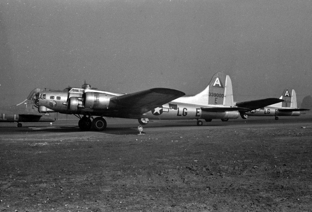 B-17G #43-39000 / Extra Special