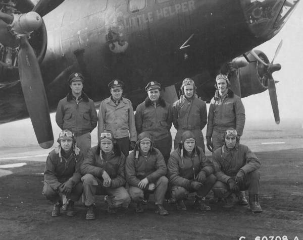 B-17 #41-24616 / Sam's Little Helper