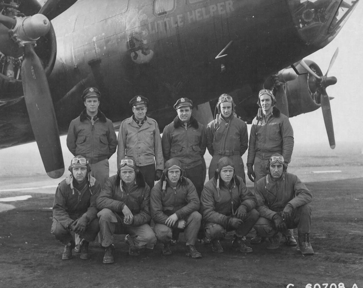 B-17 #41-24616 / Sam's Little Helper