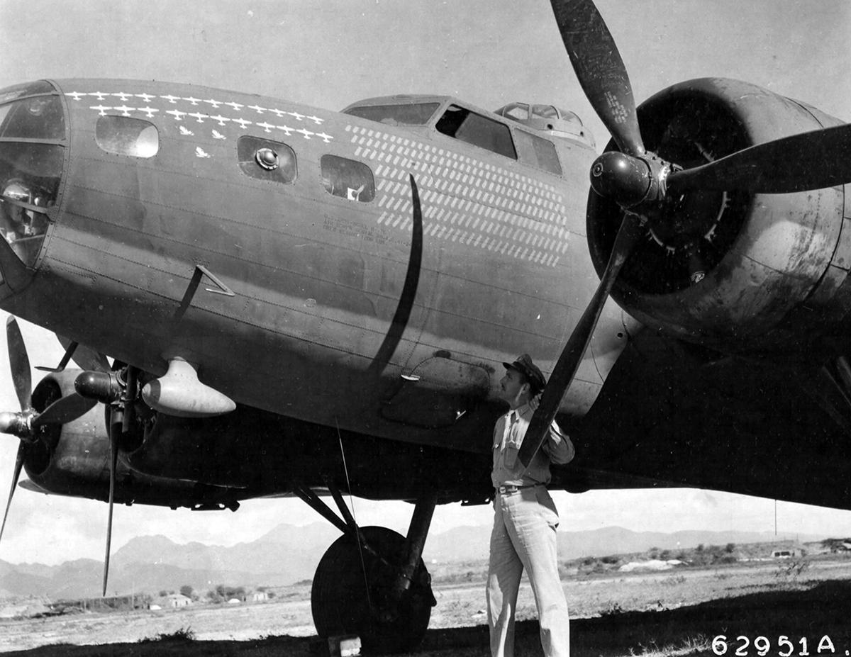 B-17 #41-2472