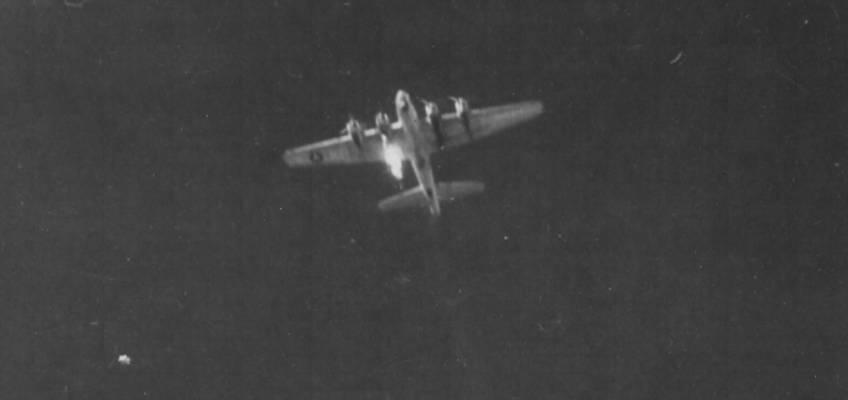 Boeing B-17 #42-102925