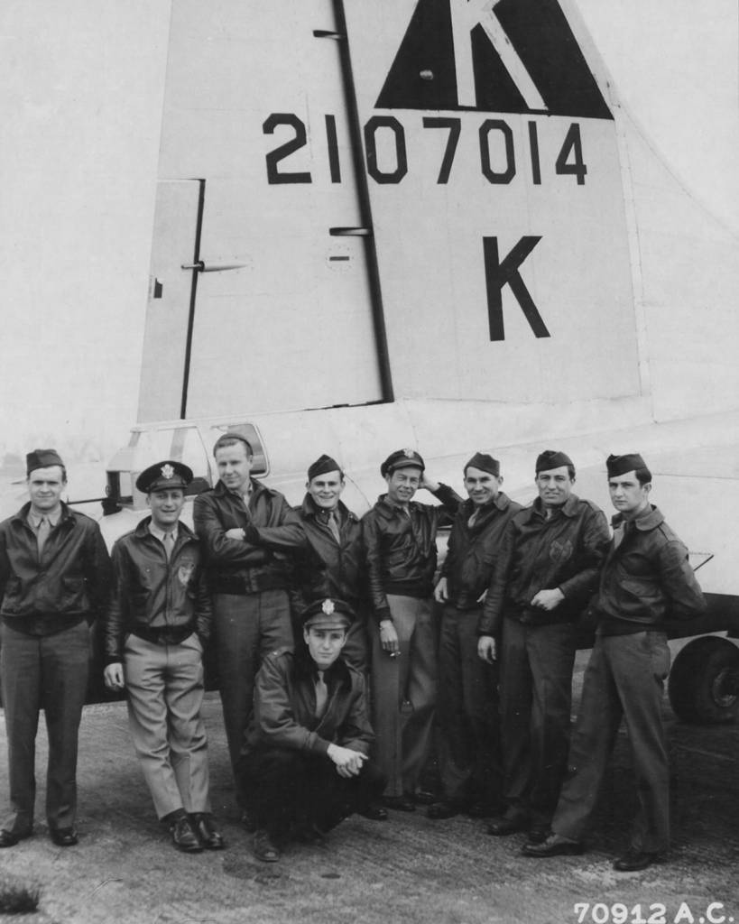 B-17 #42-107014 / Lucy