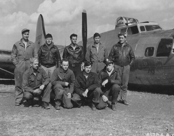 B-17 #42-107037