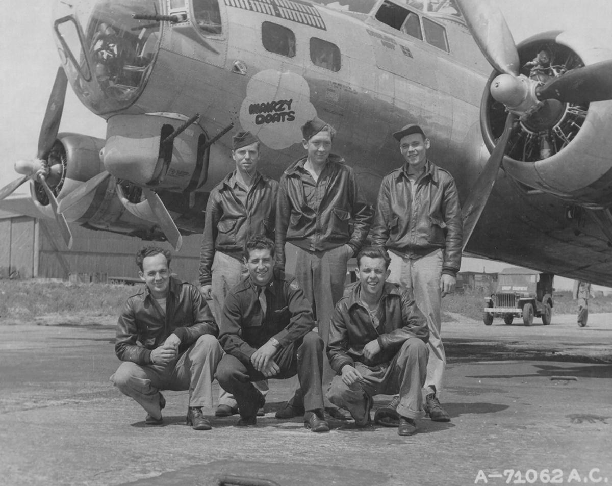 B-17 #42-107146 / Mairzy Doats