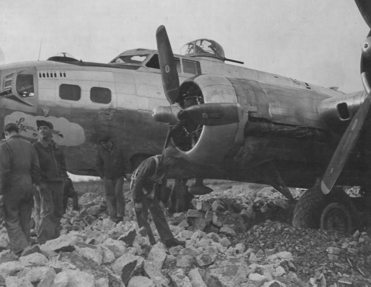 B-17 #42-107169