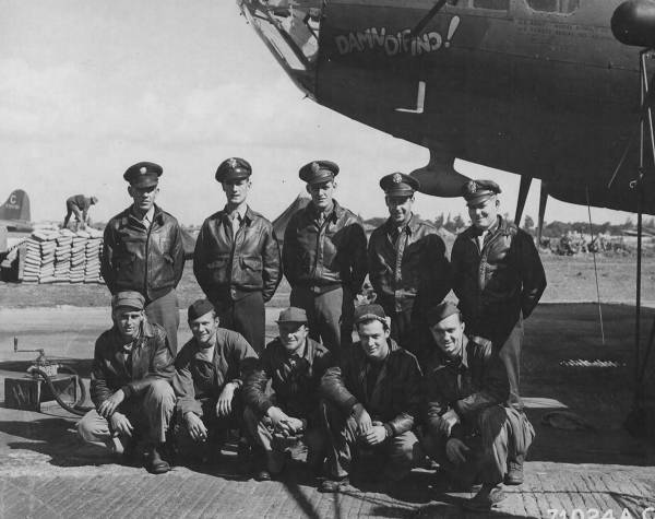 B-17 #42-29869 / Damndifino!