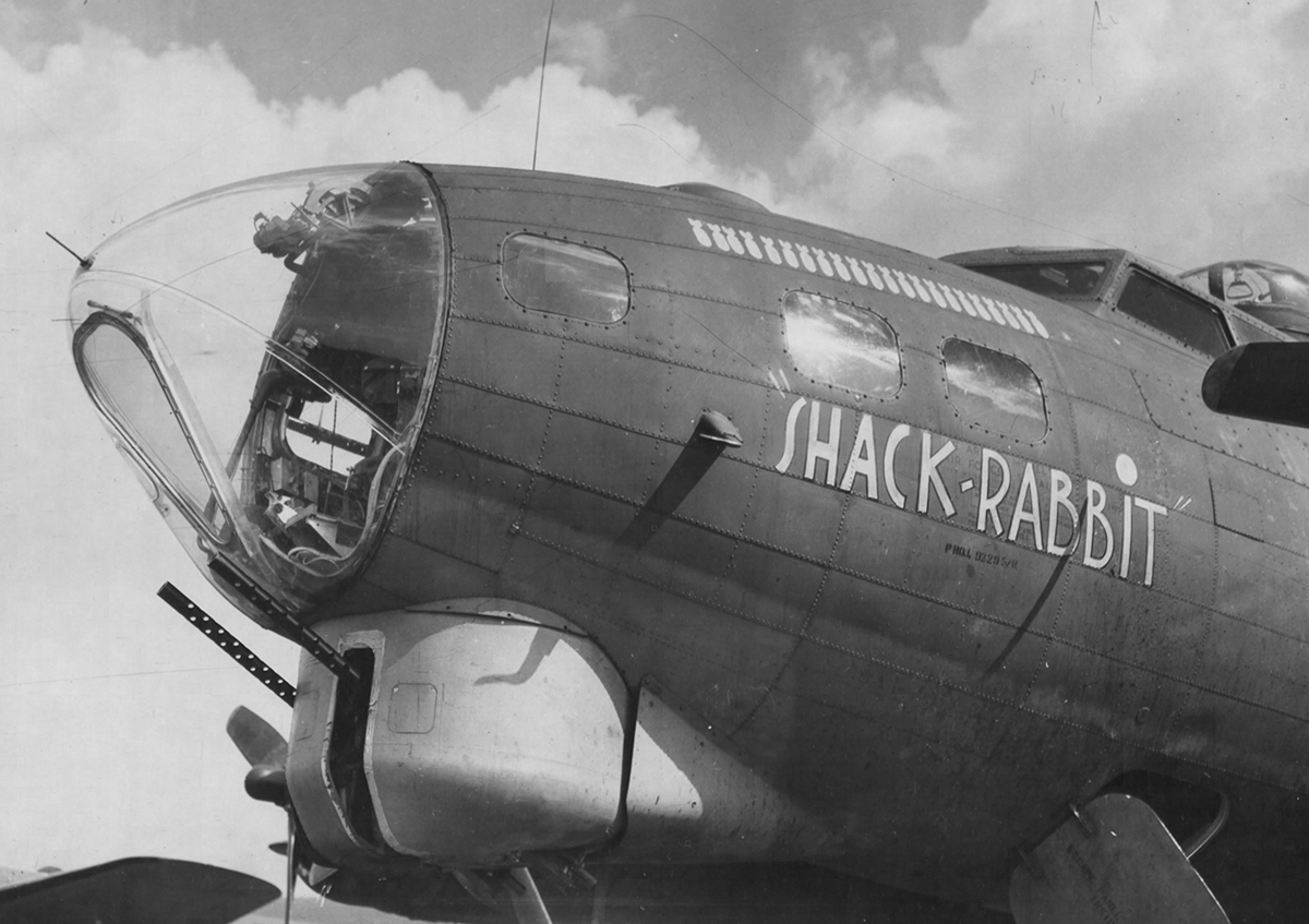 B-17 #42-31197 / Shack Rabbit