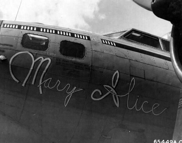 B-17 #42-31983 / Mary Alice