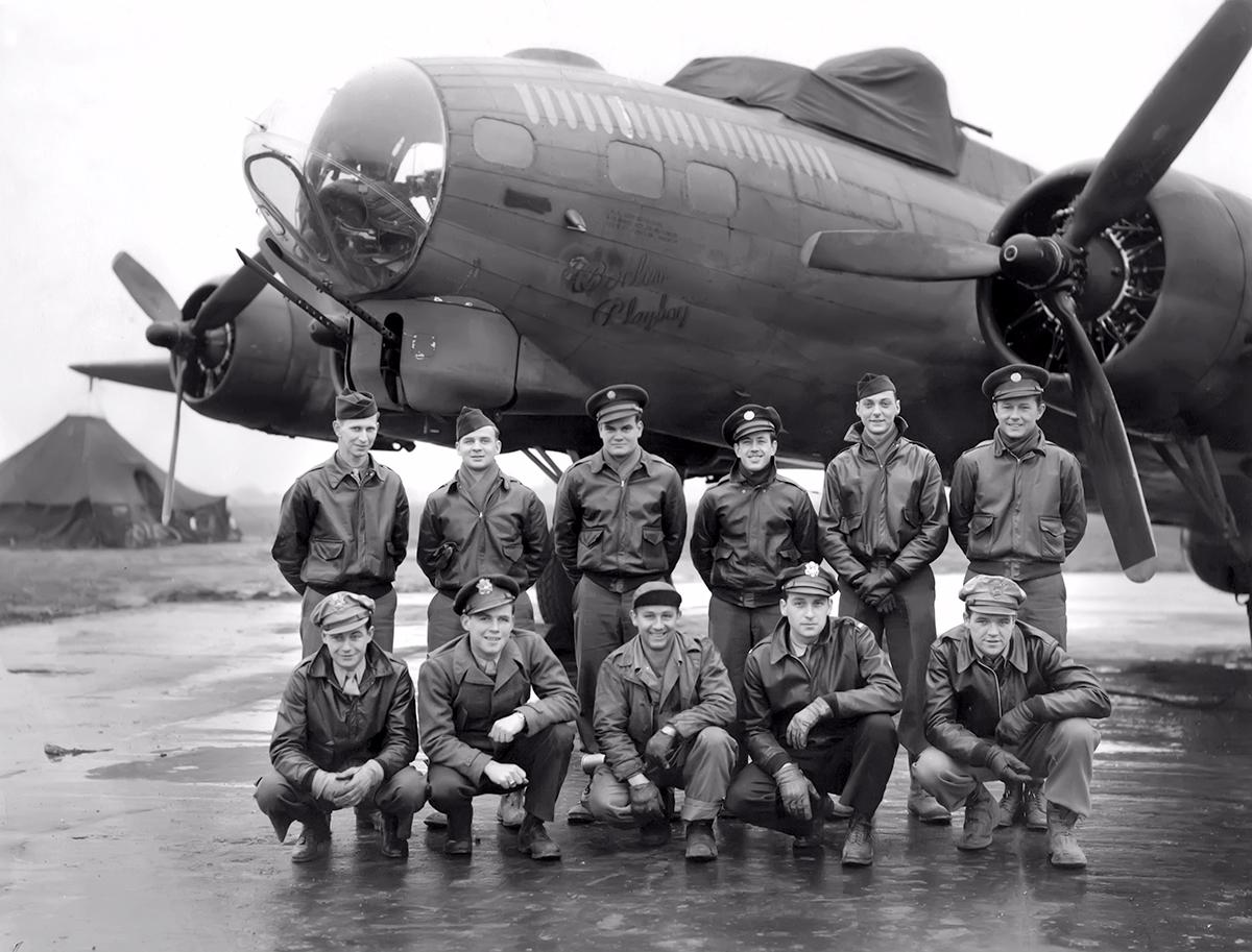 B-17 #42-39830 / Berlin Playboy