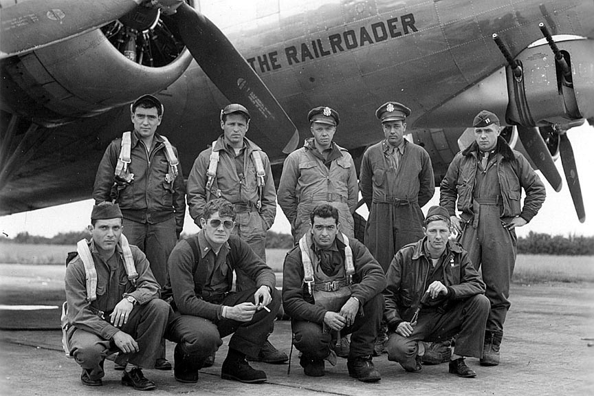 B-17 #42-97357 / The Railroader