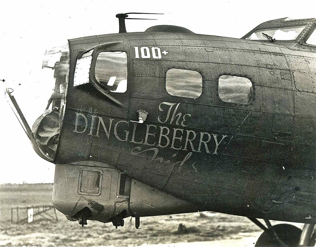 B-17 #42-97505 / The Dinglebury Kids