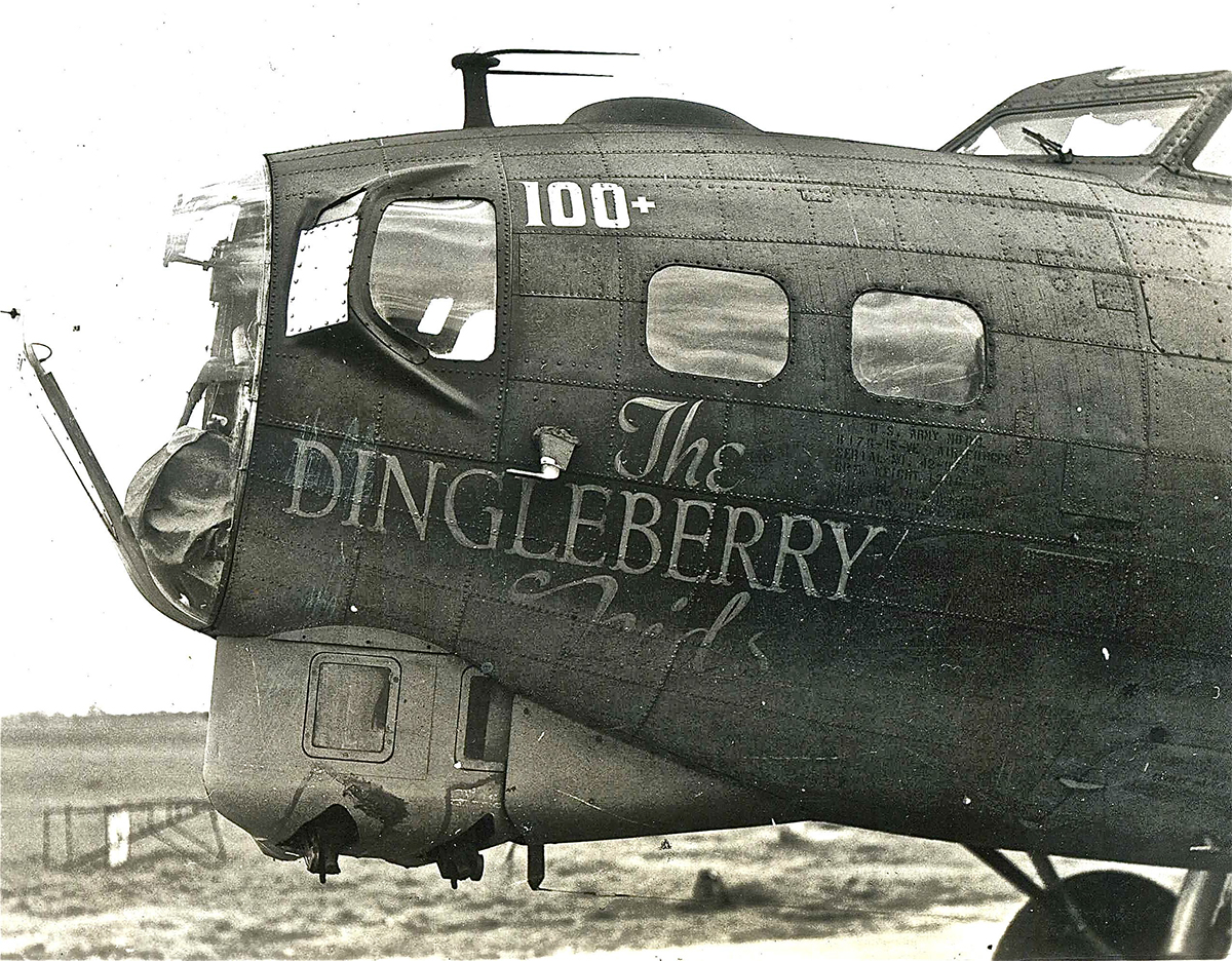 B-17 #42-97505 / The Dinglebury Kids