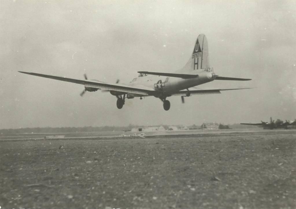 B-17 #42-97571