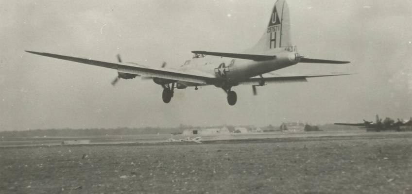 Boeing B-17 #42-97571
