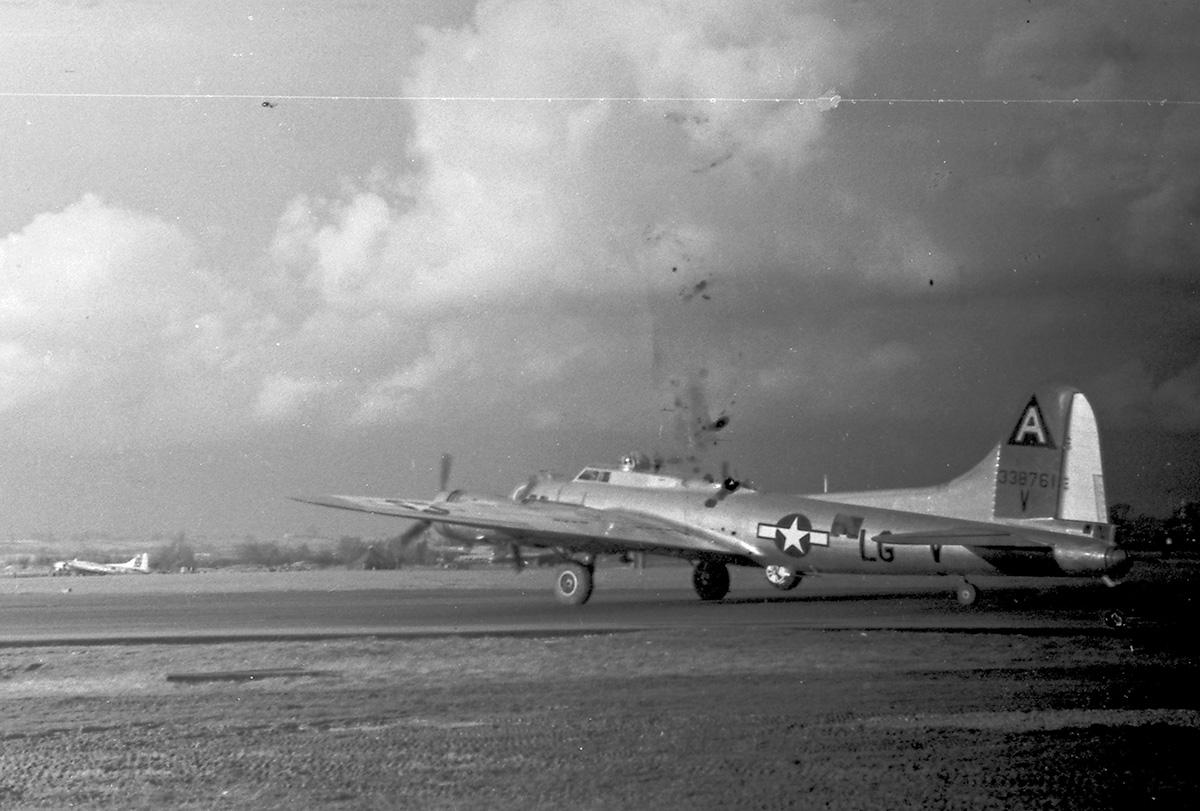 B-17 #43-38761