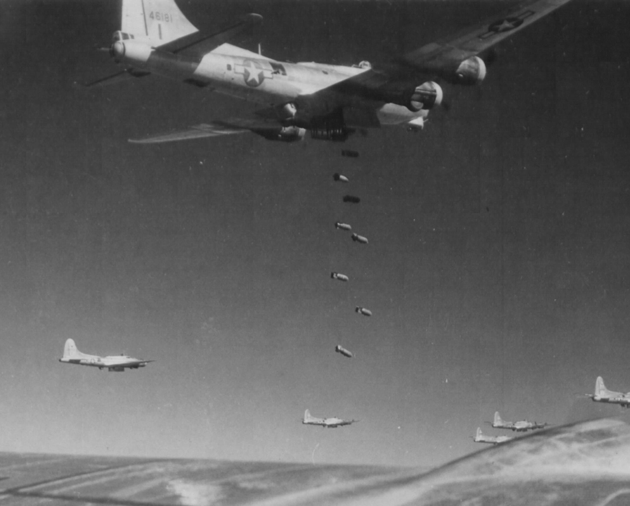 B-17 #44-6181