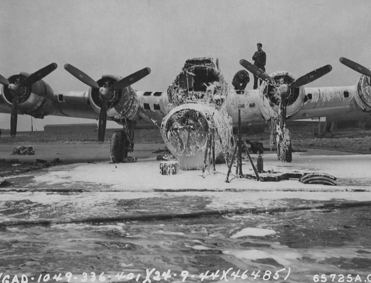 B-17 #44-6485