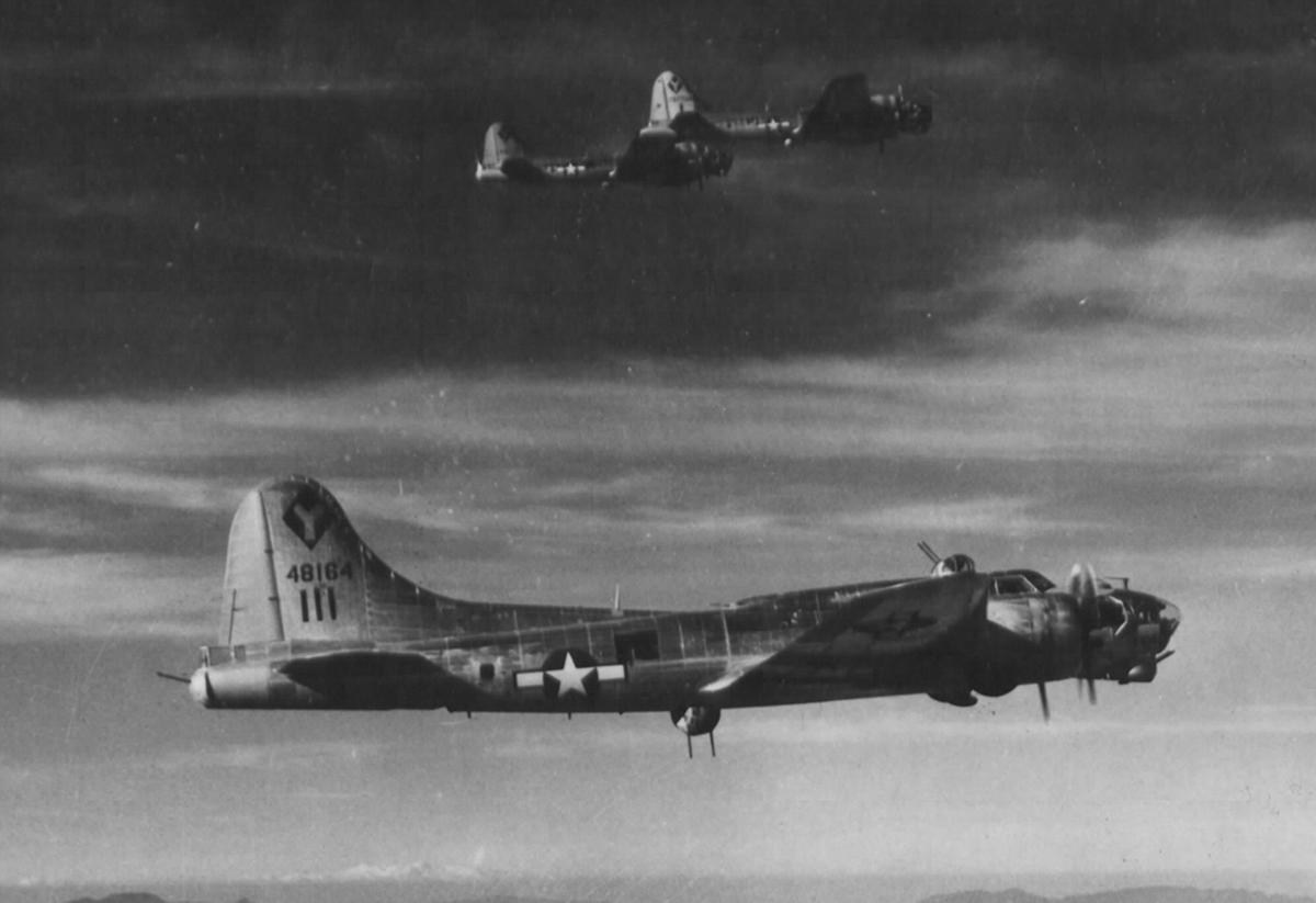 B-17 #44-8164