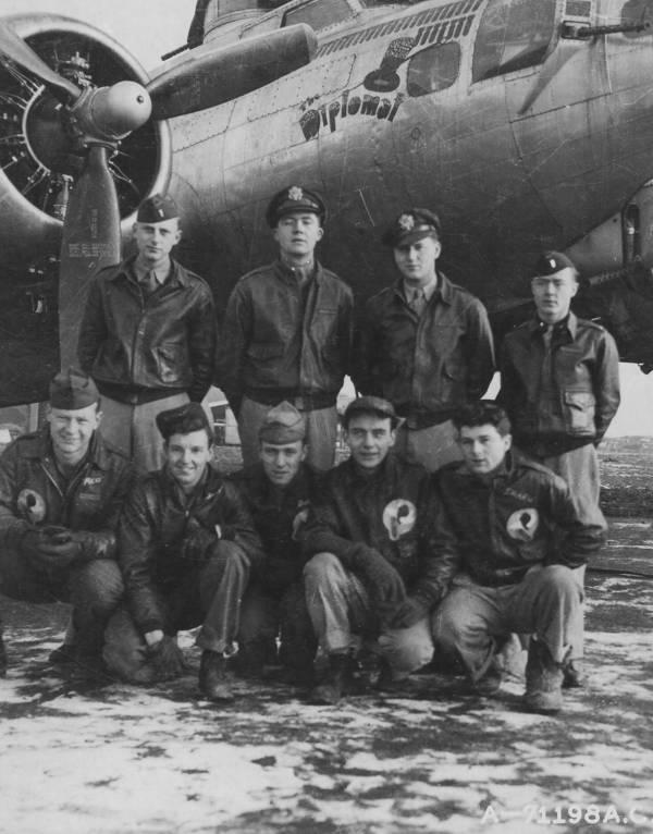 B-17 #42-102967 / The Diplomat