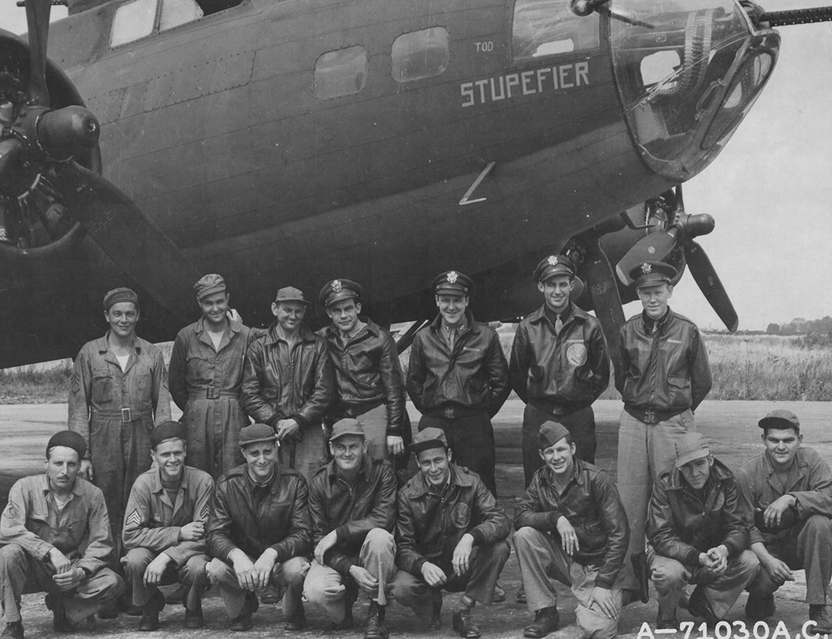 B-17 #42-29890 / Stupefier