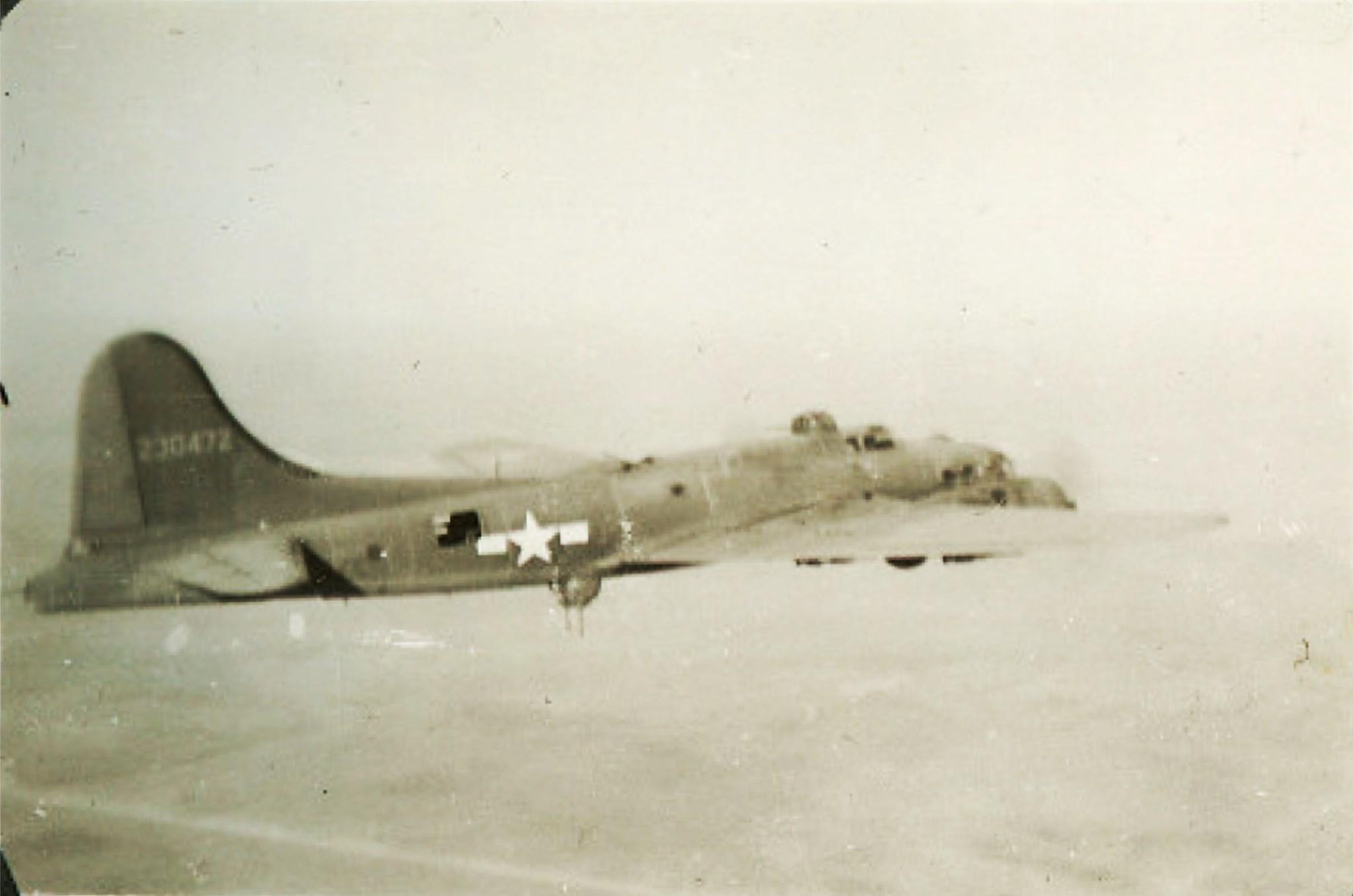 B-17 #42-30472