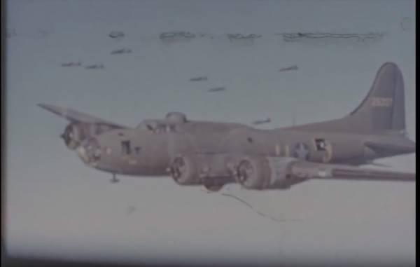 B-17 #42-5337 / Short Shnorter III