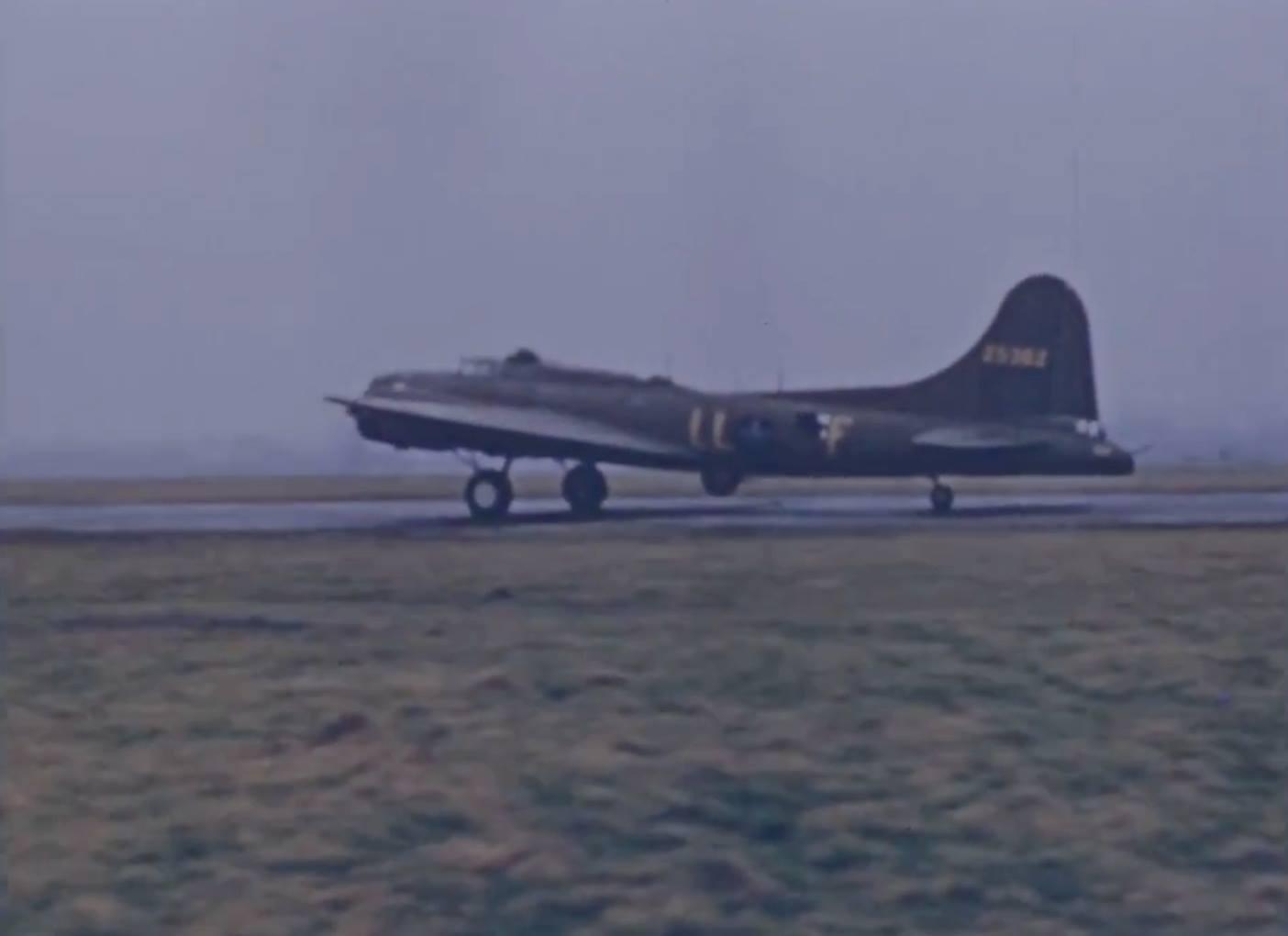 B-17 #42-5362 / Short Snorter II