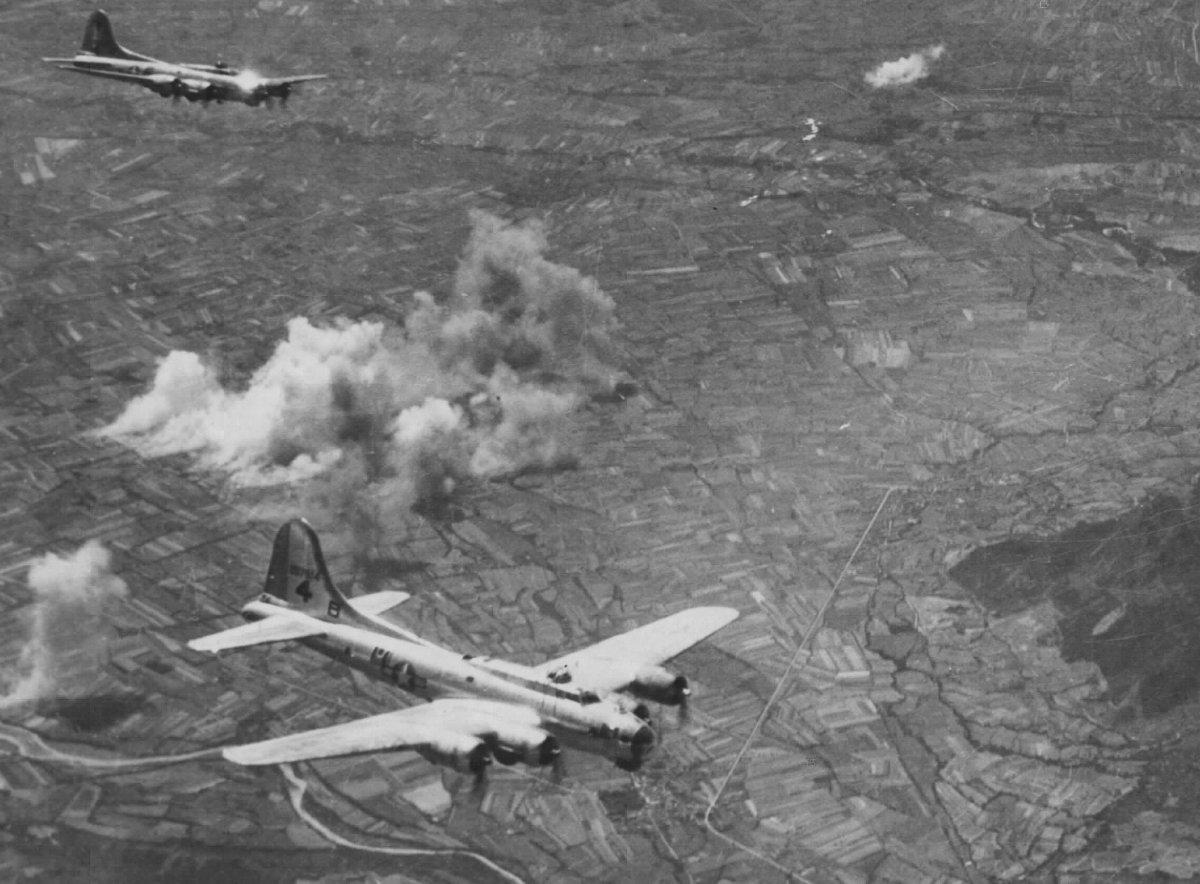 B-17 #42-97914
