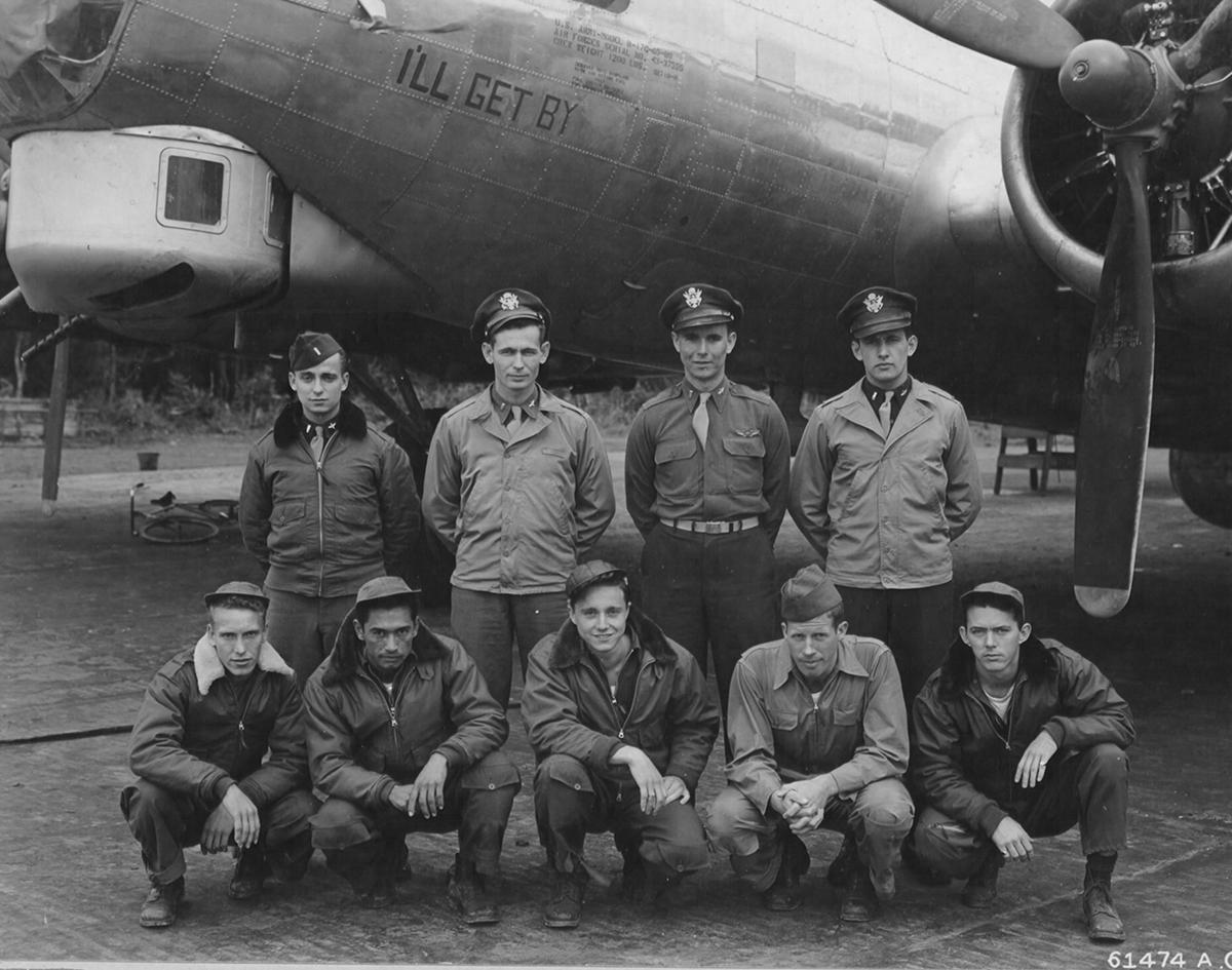 B-17 #43-37559 / I'll Get By