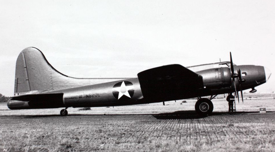 B-17 #44-85840