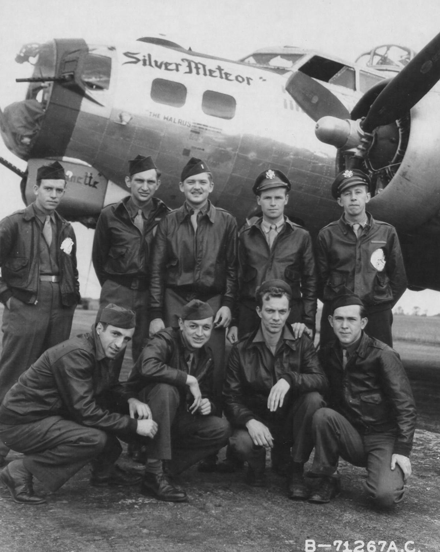 B-17 #42-107184 / Silver Meteor aka The Walrus