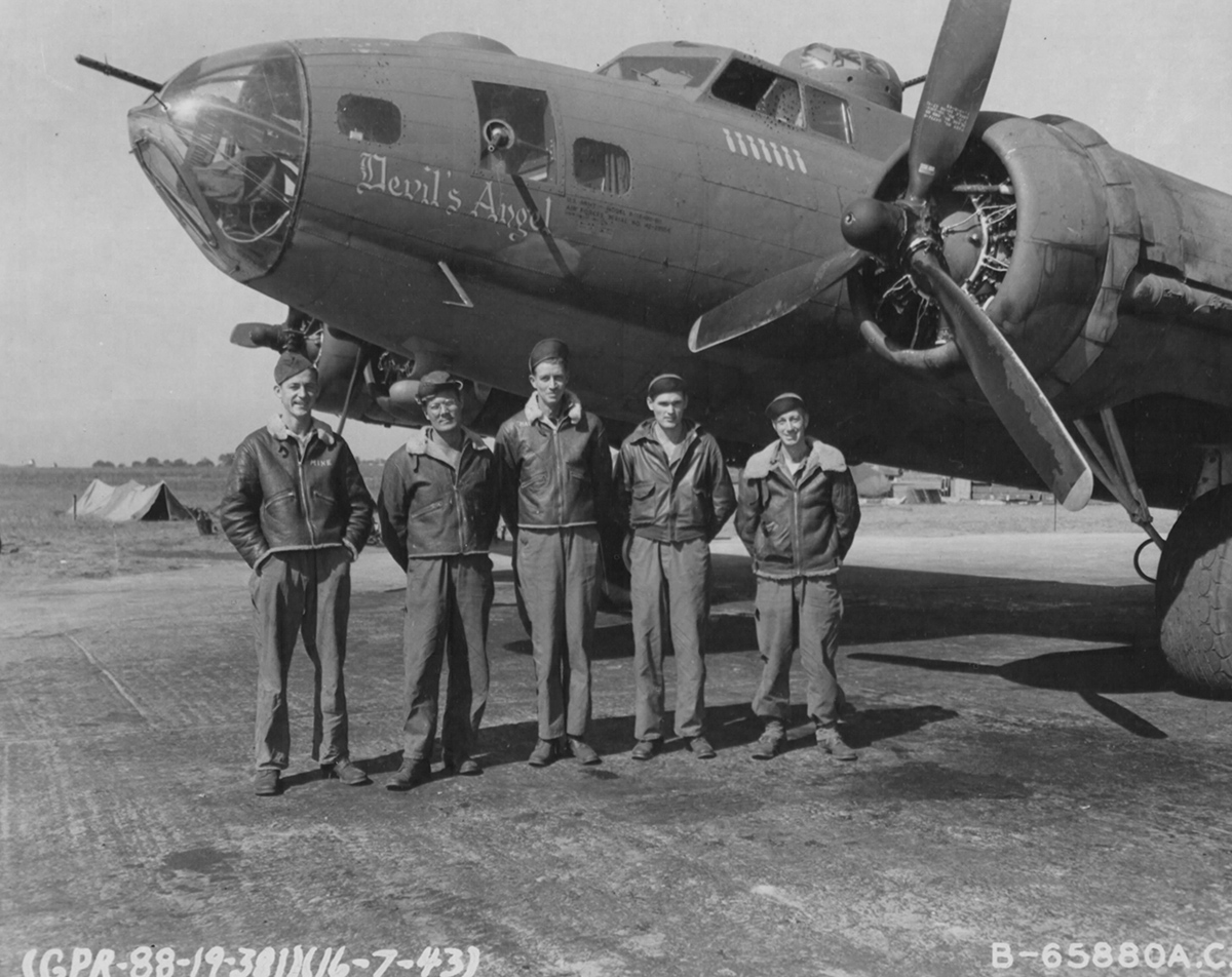B-17 #42-29954 / Devil's Angel