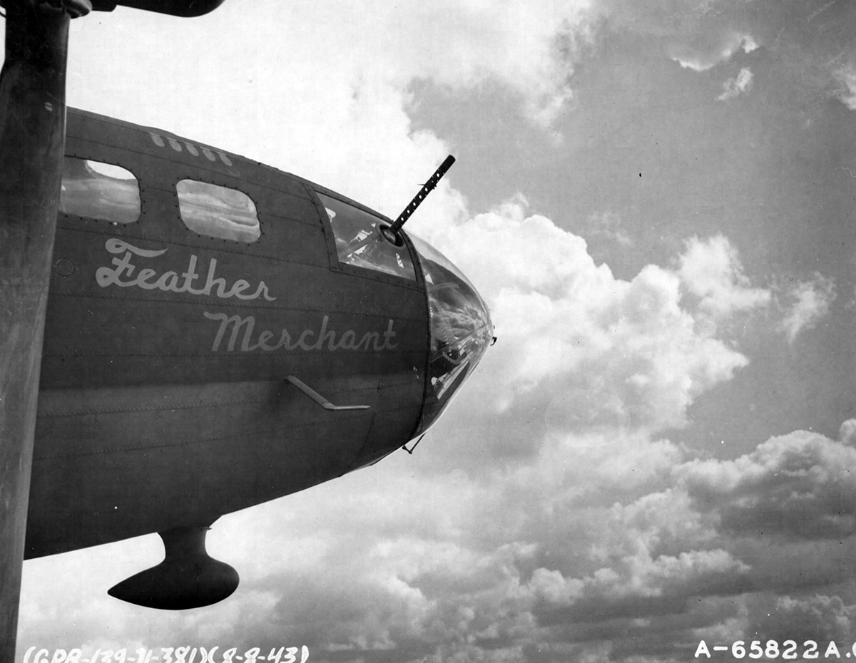 B-17 #42-30009 / Feather Merchant