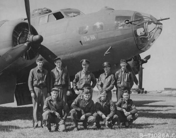 B-17 #42-3175 / The HA