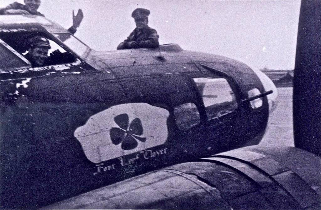 B-17 #42-37942 / Four Leaf Clover